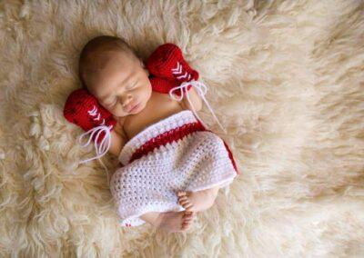 Baby Boxer Crochet