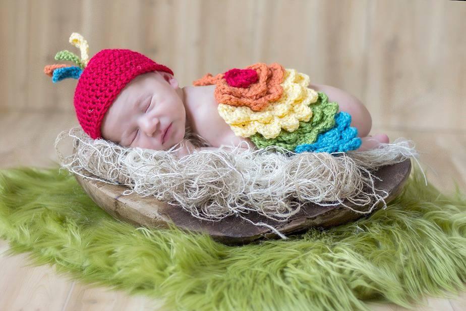 Newborn Bird Crochet Outfit by Briana K Designs