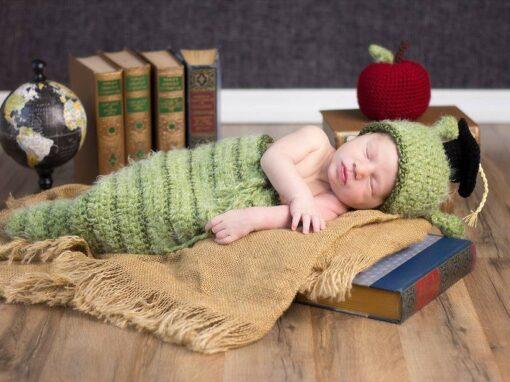 Newborn Bookworm