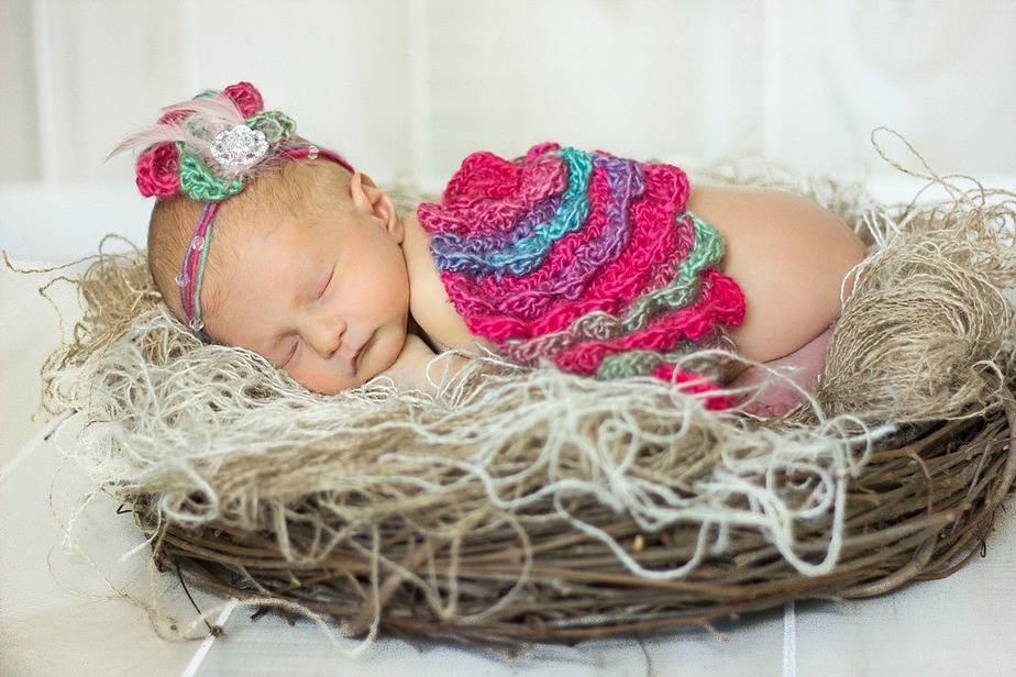 Newborn Bird Crochet Outfit by Briana K Designs