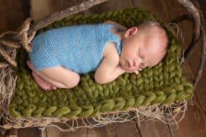 Delicate Crochet Onesie by Briana K Designs
