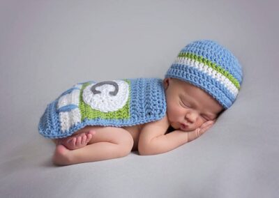 Superhero Baby Crochet