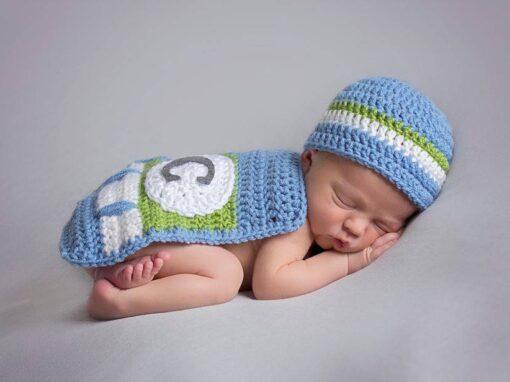 Superhero Baby Crochet