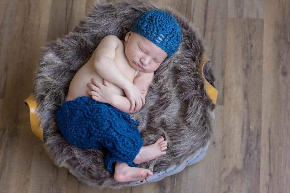 Colton Crochet Set with Bonus Santa Hat by Briana K Designs