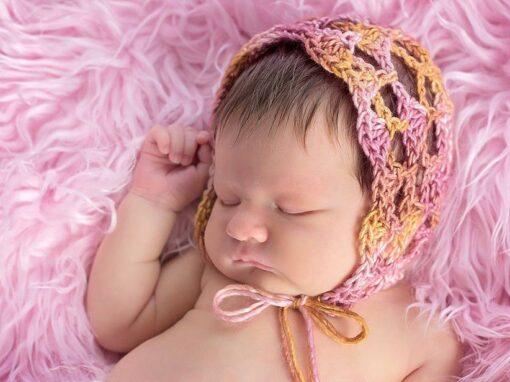 Cora Bonnet Newborn