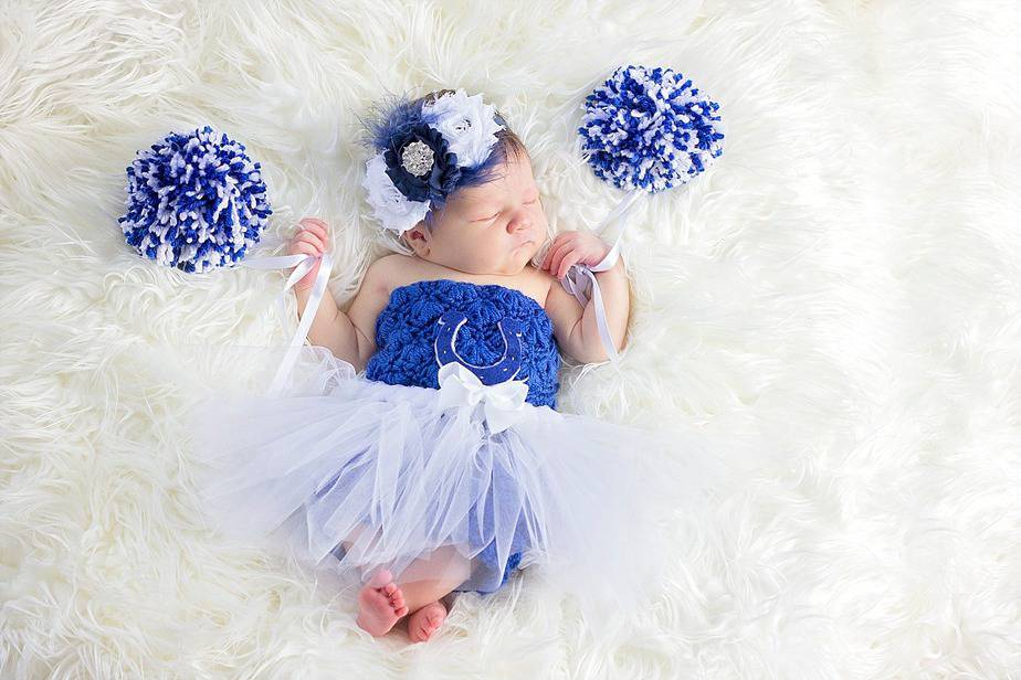 Cheerleader Outfit by Briana K Designs