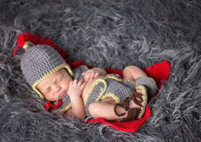 Newborn Gladiator/Roman/Greek/Spartan Warrior