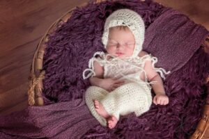 Lace Crochet Overall Set by Briana K Designs