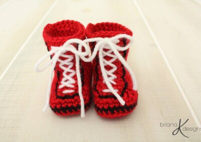 Boxing Baby Shoes
