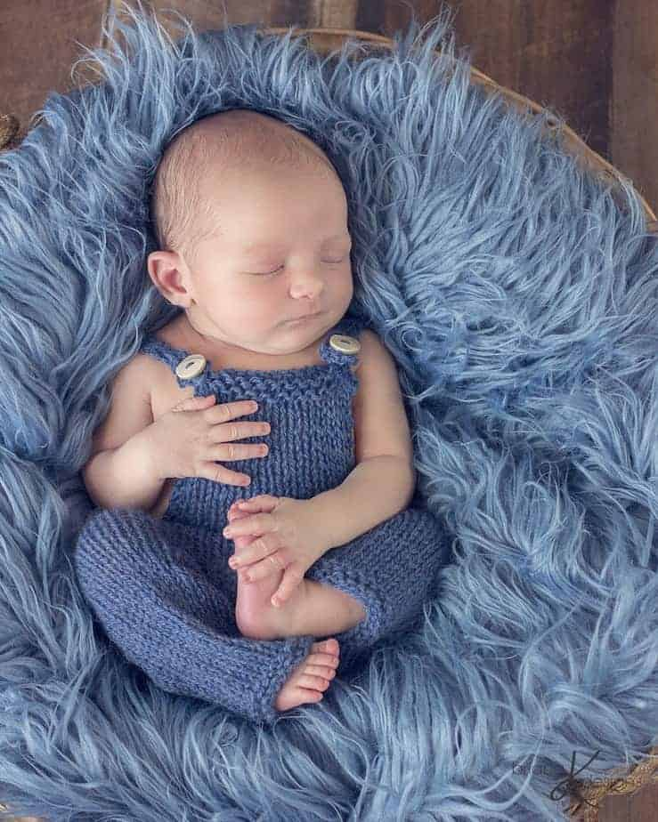 Chester Knit Overalls by Briana K Designs