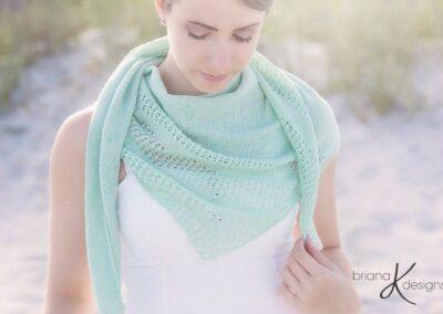 Light Summer Shawl Wrap
