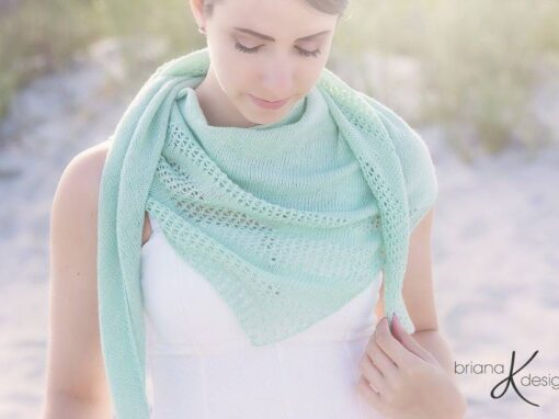 Light Summer Shawl Wrap