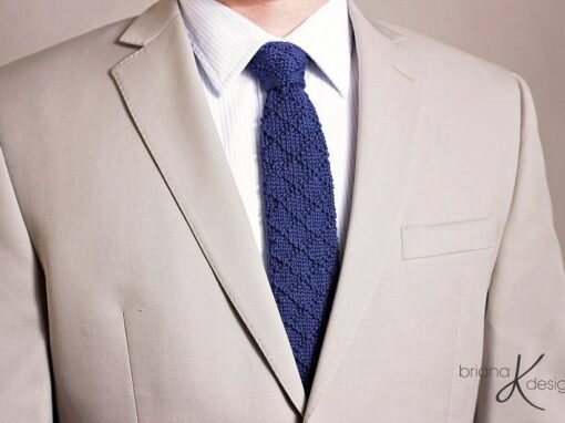 Bradford Knit Tie