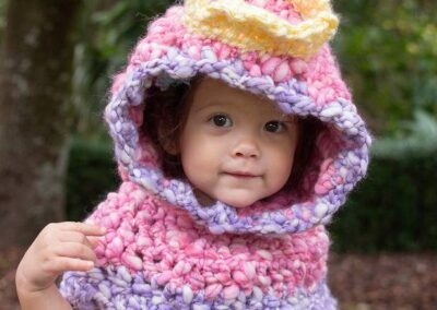 Princess Hooded Cowl