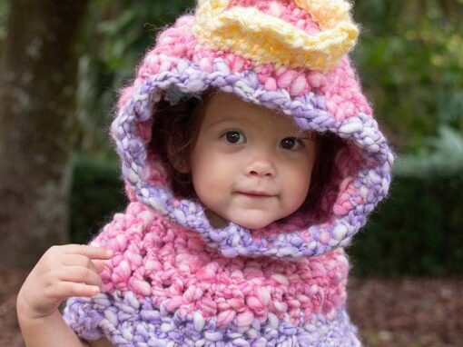 Princess Hooded Cowl