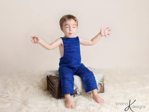 Overalls – Knit