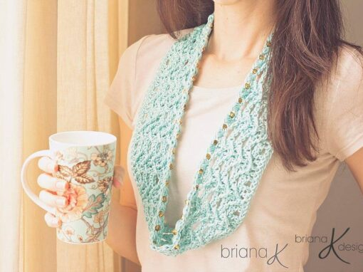 Jewel Cowl