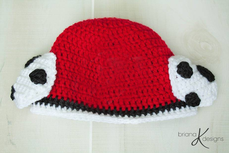 K-9 Crochet Pup Hats by Briana K Designs