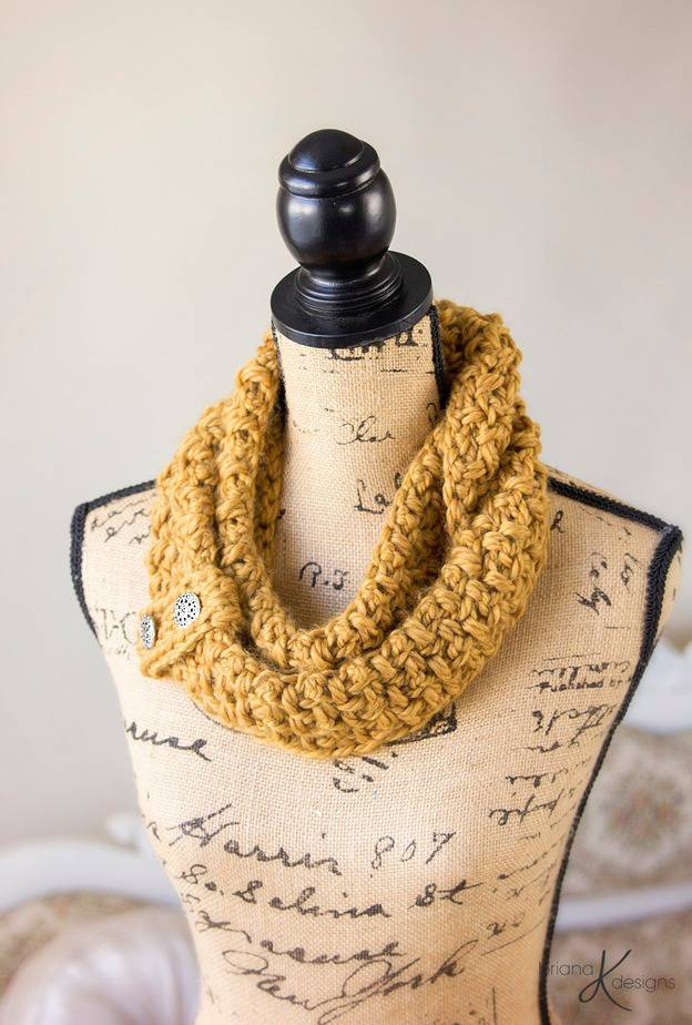 One Skevening Crochet by Briana K Designs