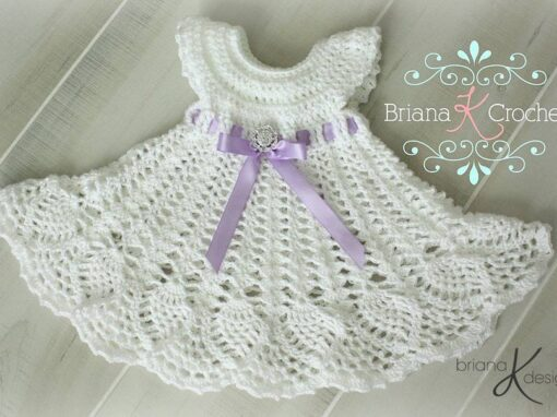 Newborn Sophia Heirloom Dress