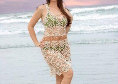 Sunkissed Beach Dress