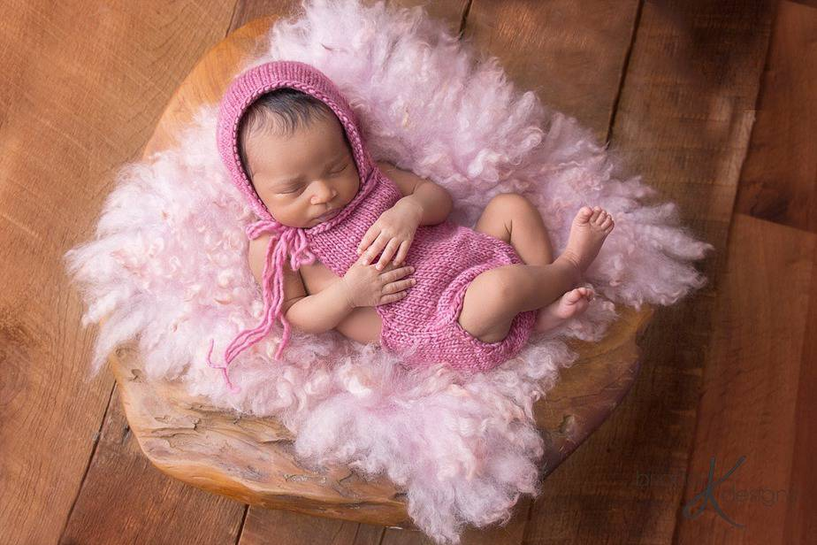 Sweet Knit Romper Onesie by Briana K Designs