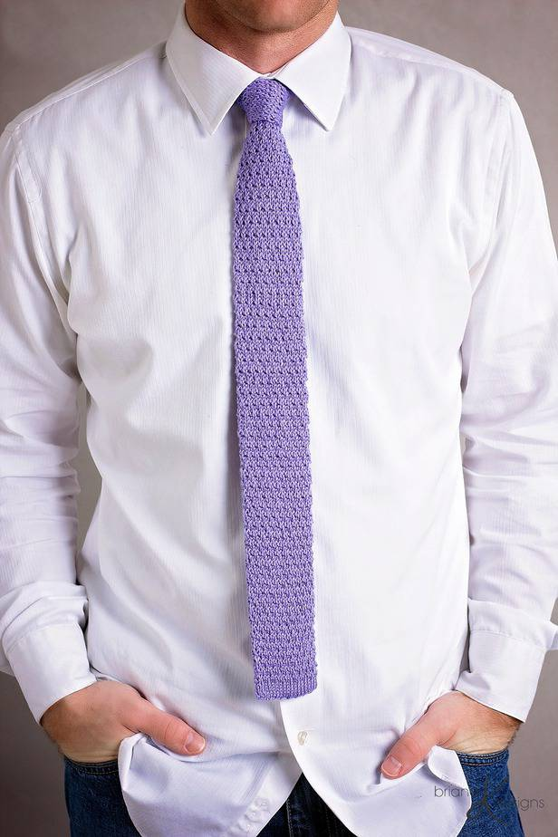 Wakefield Men's Knit Tie