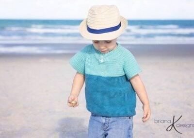 Crochet Summer T-Shirt