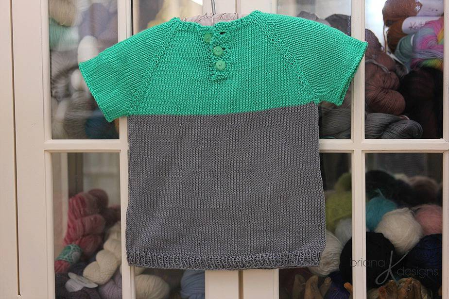 T-Shirt Knit by Briana K Designs