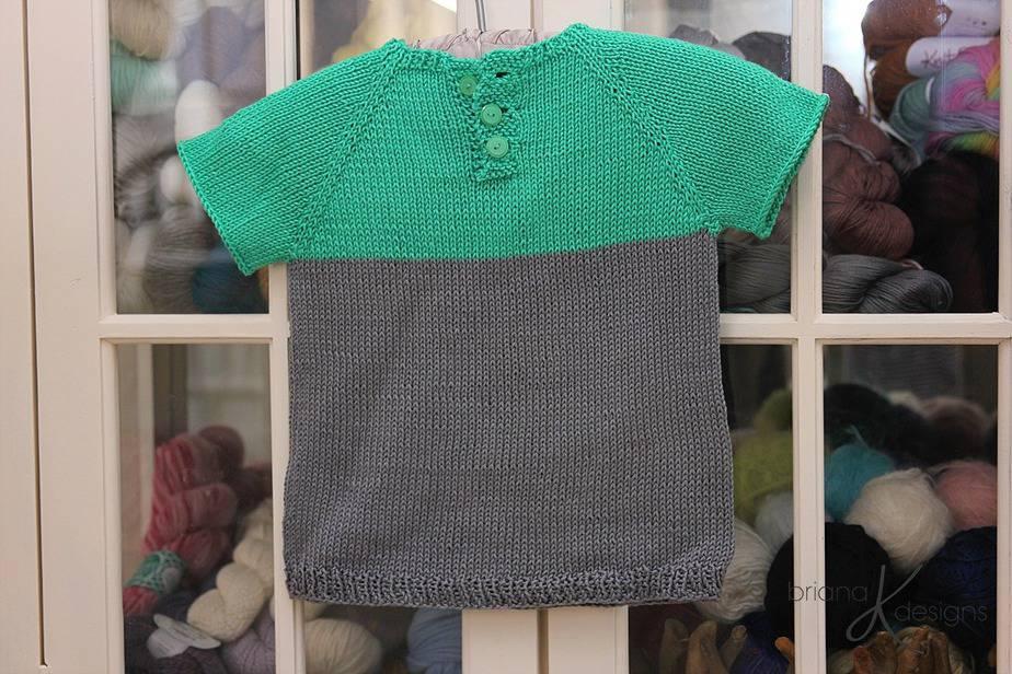 T-Shirt Knit by Briana K Designs