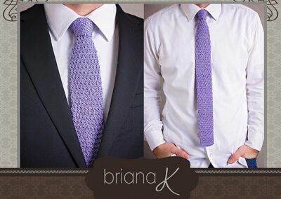 Wakefield Men's Knit Tie