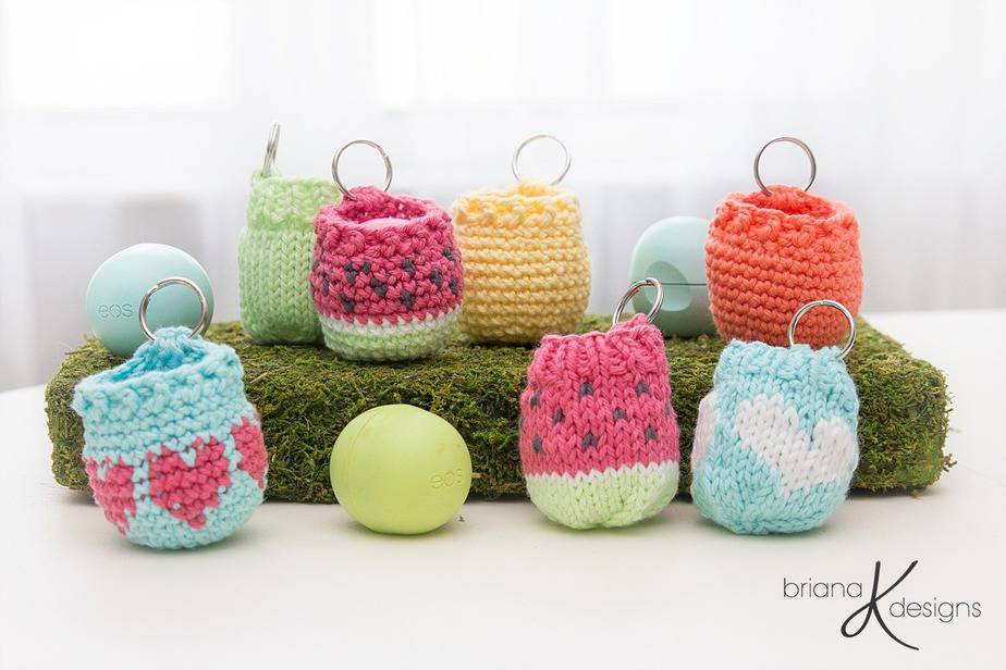 Crochet Patterns - Briana K Designs