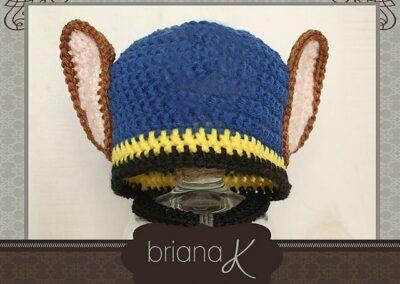 K-9 Pup Hats