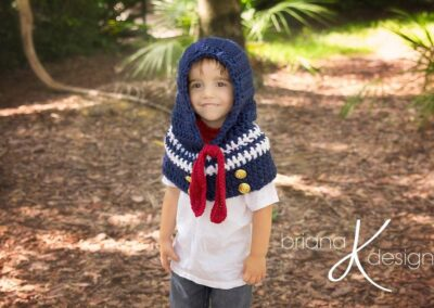 Sailor Hooded Cowl