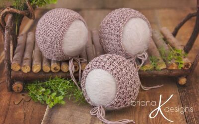 Newborn Bonnet Pack One