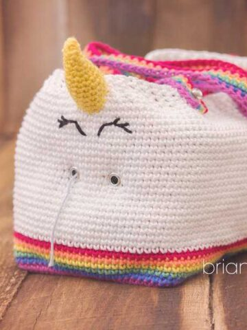 Unicorn Farts Bag