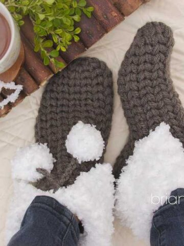 Quick & Cushy Slippers