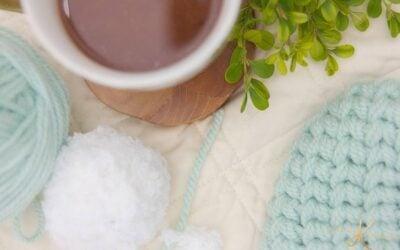 Split Single Crochet in the Round & Flat