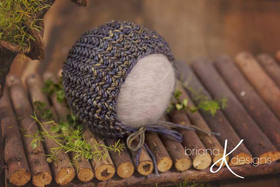 Newborn Bonnet Pack Three