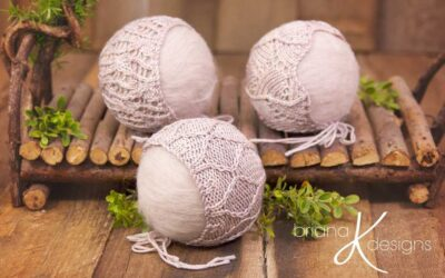 Newborn Bonnet Pack Four