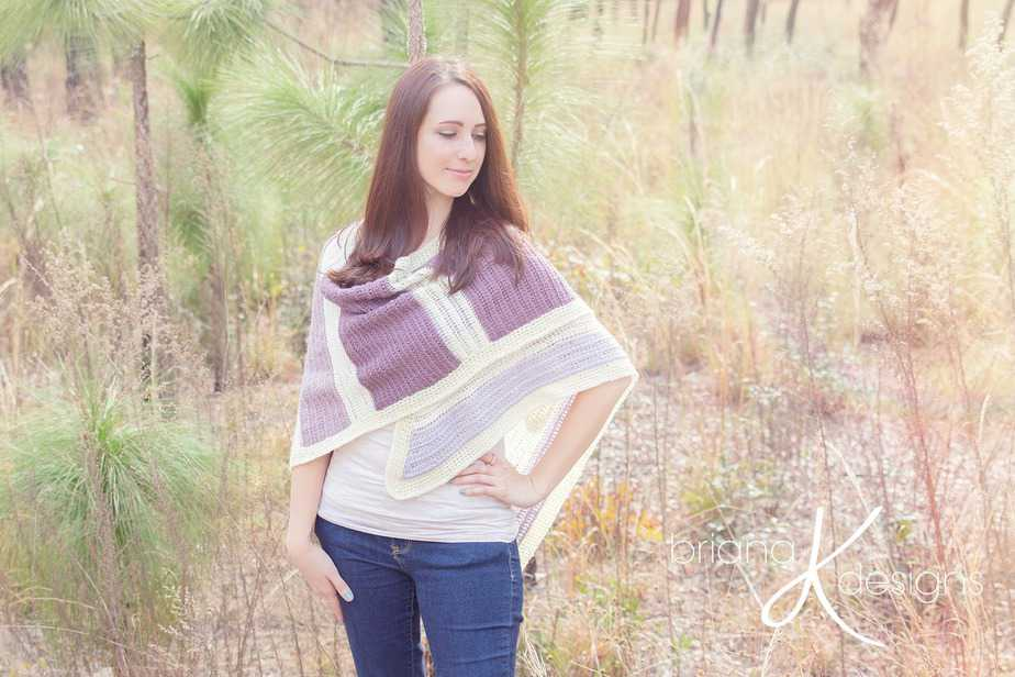 Kimberly Crochet Shawl