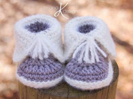 Snow Baby Boots