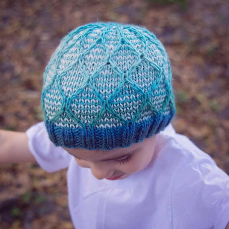cavit knit beanie pattern