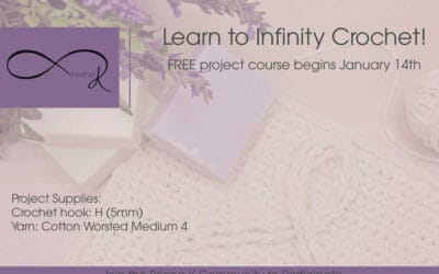 FREE Infinity Crochet Project Course