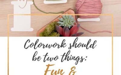 Ways to Colorwork in Crochet