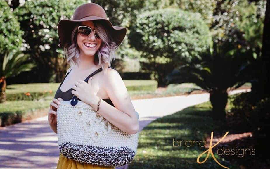 Hygge Infinity Crochet Bag & Clutch