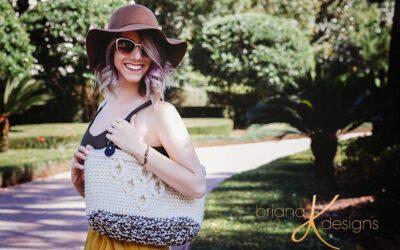 Hygge Infinity Crochet Bag & Clutch