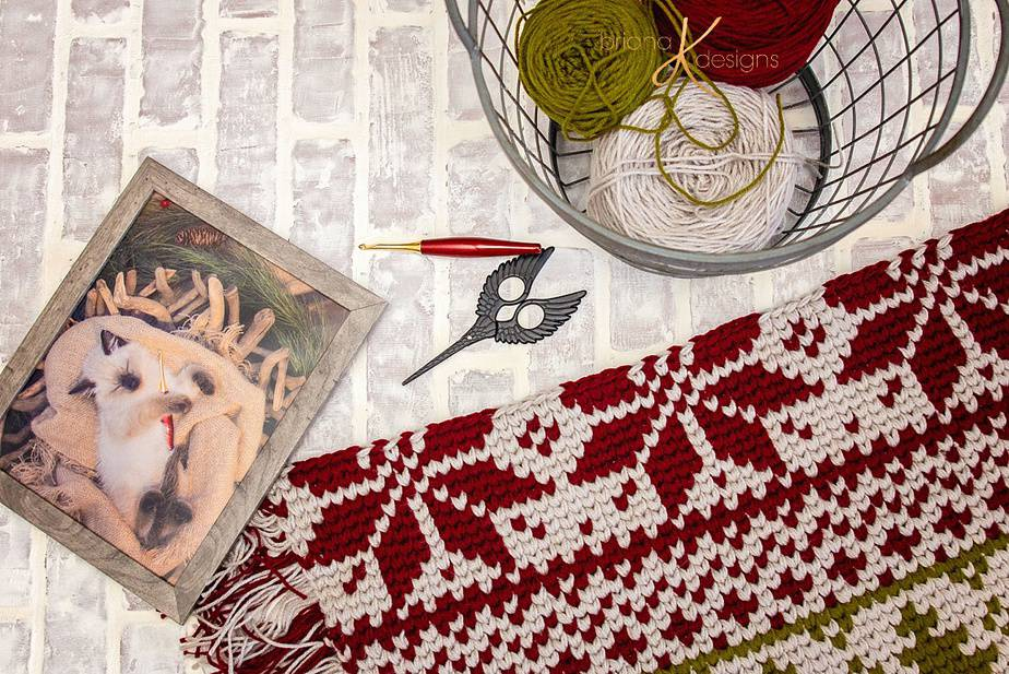 Bulky Yarn from 1 Skein