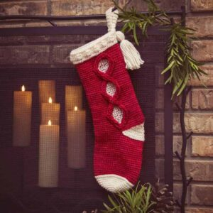 Infinity Joy Christmas Stocking