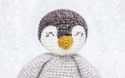 Penguin Buddy Crochet Pattern
